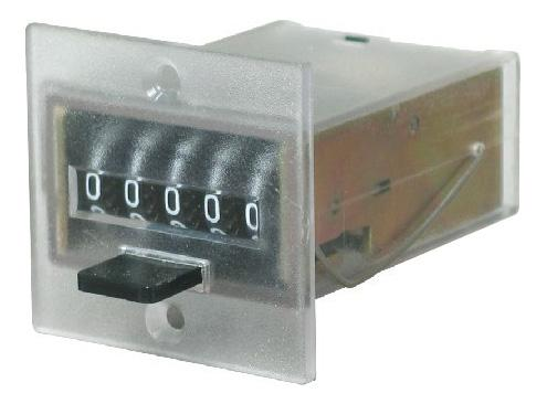 YCER/3 - Electric impulse counter with zeroing button