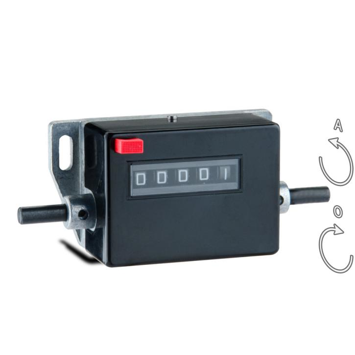CMR - Meter counter and Revolution Counter with zeroing