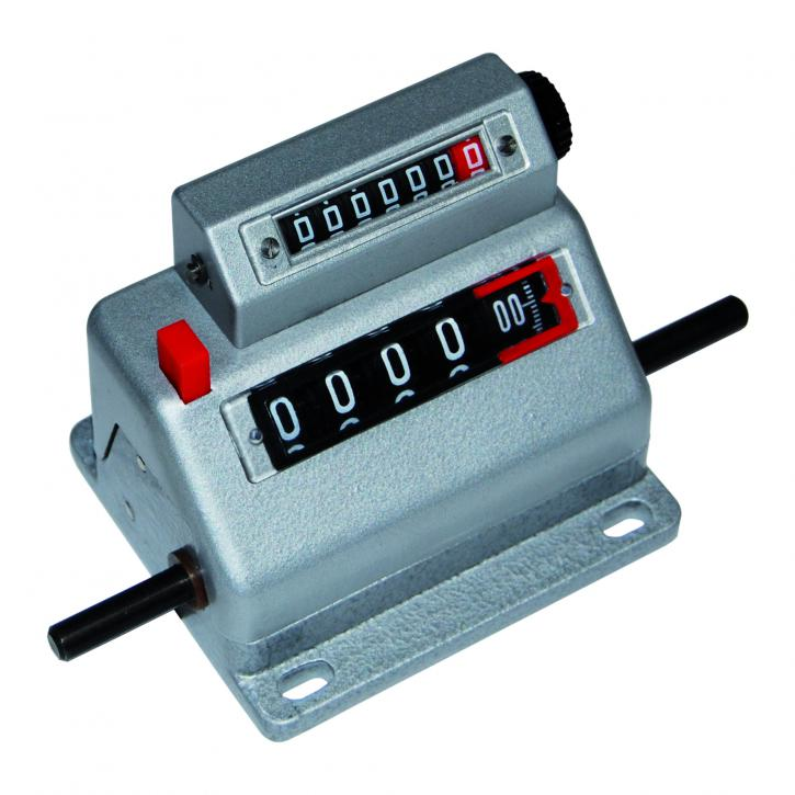 Meter Counters with double numerator T68